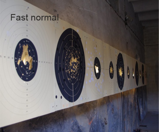Fast normal